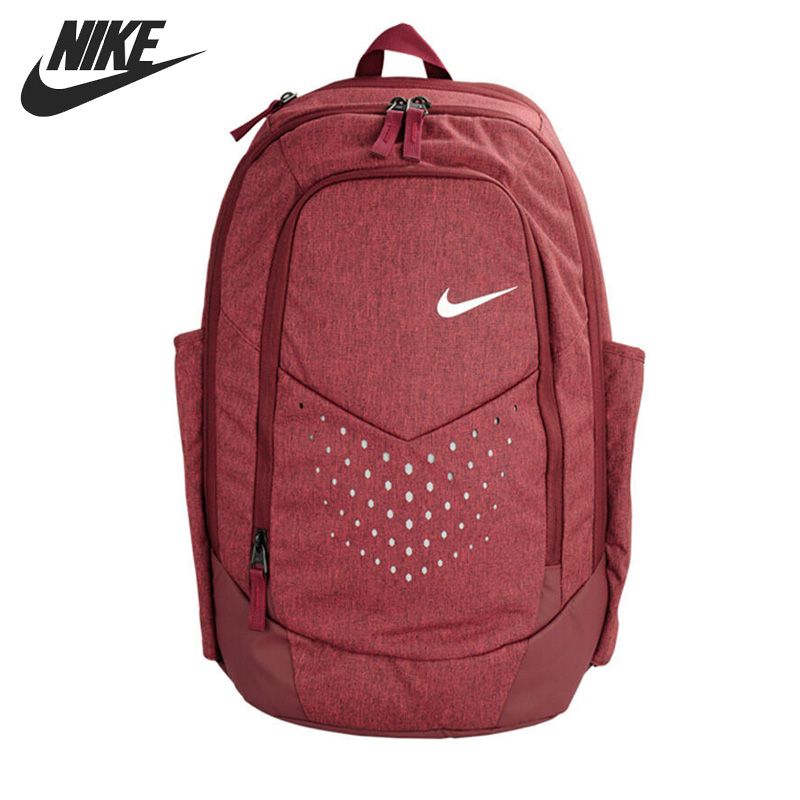 Original New Arrival  NIKE Unisex Backpacks Sports Bags nike nike fuelband sports bracelet battery cover green m