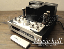 YAQIN MC-30L EL34 Vacuum Tube Hi-end Tube Integrated Power Amplifier Headphone & Integrated push pull Tube Amplifier 110/240V