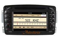 7 dvd плеер автомобиля GPS навигации Радио спутниковой навигации для Mercedes Benz SL класс 2001 + автомобиля GPS Навигация Авто Радио