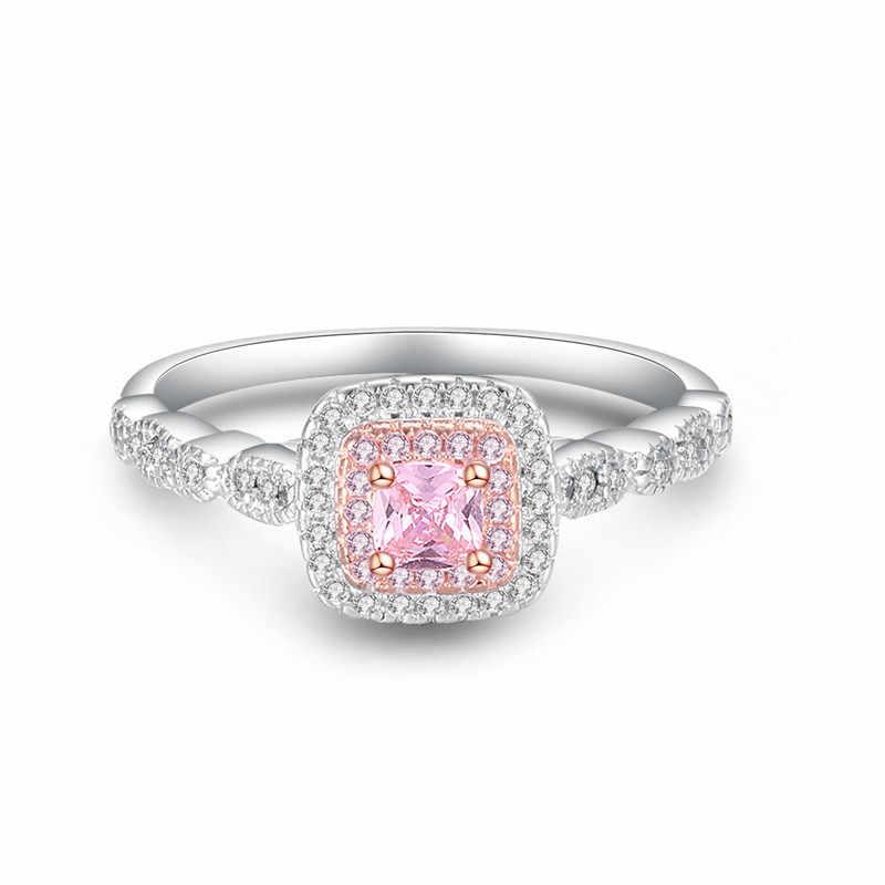 CC пара колец для женщин, римское цифровое серебряное кольцо для влюбленных, ювелирное изделие для невесты, свадьбы, помолвки, модное ювелирное изделие для женщин CC705