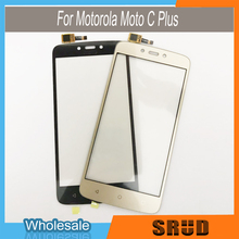 Stock For Wholesale Cheap Price Touch Screen Glass Panel For Motorola Moto C C Plus Replacement With Flexible stock price puzzle