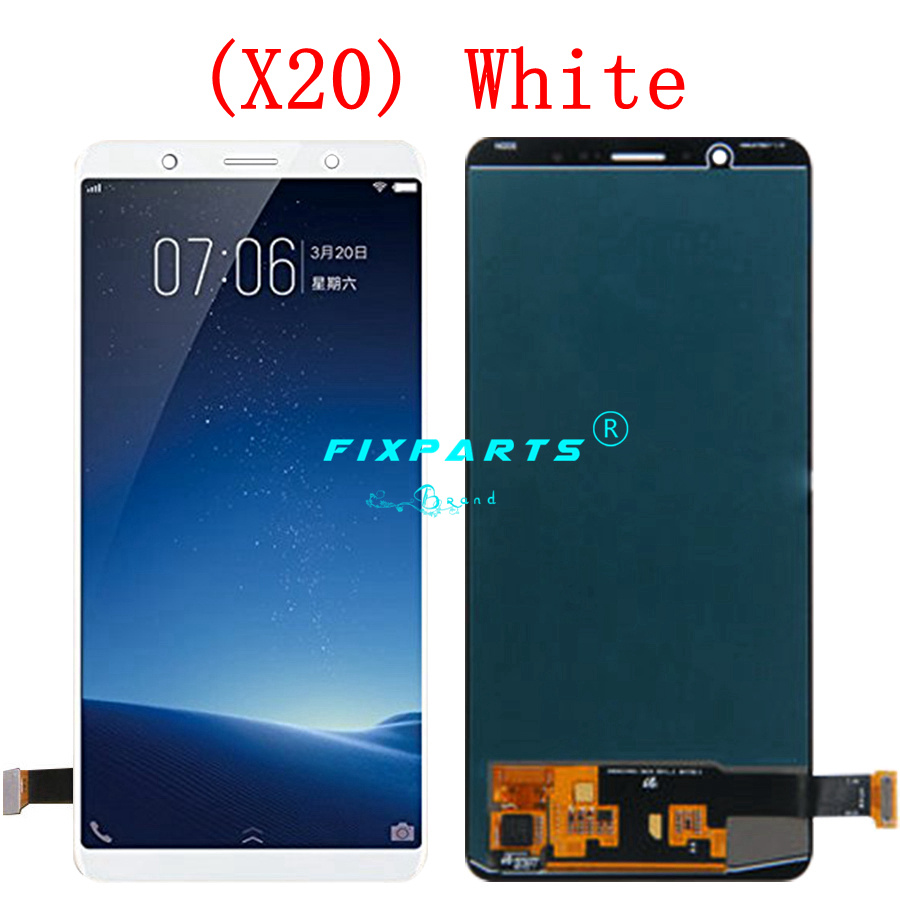 """Original 6.01"""" LCD For Vivo X20 LCD X20 Plus Display With Touch Screen Digitizer Assembly Replacement X 20 Plus Free Shipping-in Mobile Phone LCD Screens from Cellphones & Telecommunications    3"""