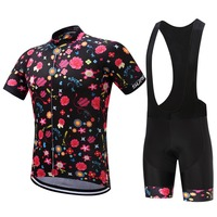 SUREA Summer Anti Pilling Pro Ropa Ciclismo Maillot Bicycle Clothes Quick Dry Bike Cycling Short Jerseys
