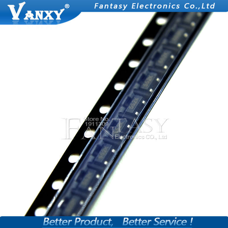 100pcs XC6206P332MR SOT-23 SOT XC6206P332 SOT23 XC6206 SMD(<font><b>662K</b></font>) 3.3V/0.5A Positive Fixed LDO <font><b>Voltage</b></font> new and original image