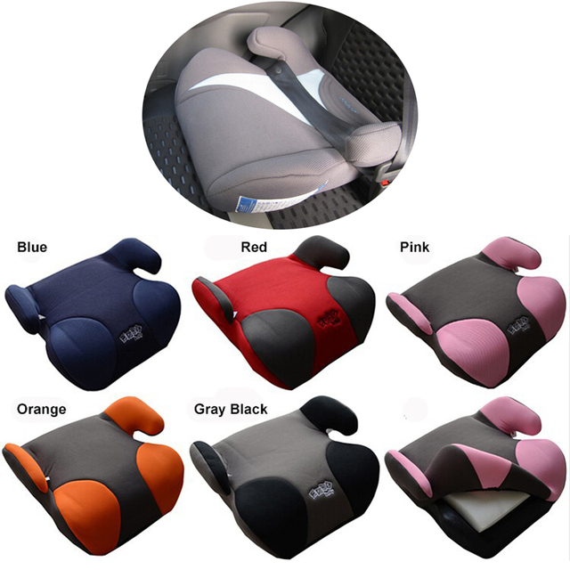Car Styling 6 Colors Child Seat Cover Universal Baby Kids Children Safety Cushion
