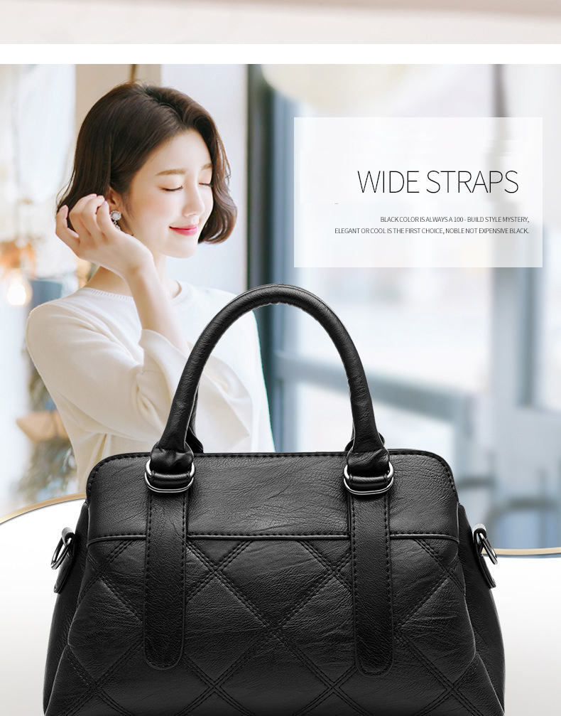 Women Bag 2019 New Women Messenger Bags Fashion Pu Leather Shoulder Bags Handbags Famous Brands, Big Crossbody Bags For Women 10