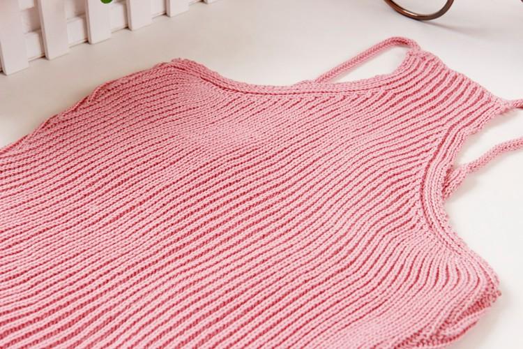 HTB1iIsDLFXXXXXHXpXXq6xXFXXXg - FREE SHIPPING Women's Short Cropped Knitted Tank Tops JKP308