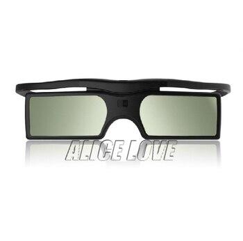 10pcs Bluetooth 3D Active Shutter Glasses case for Sony Samsung Panasonic EPSON 3D TV Replace TDG-BT500A TDG-BT400A  55X8500B 1