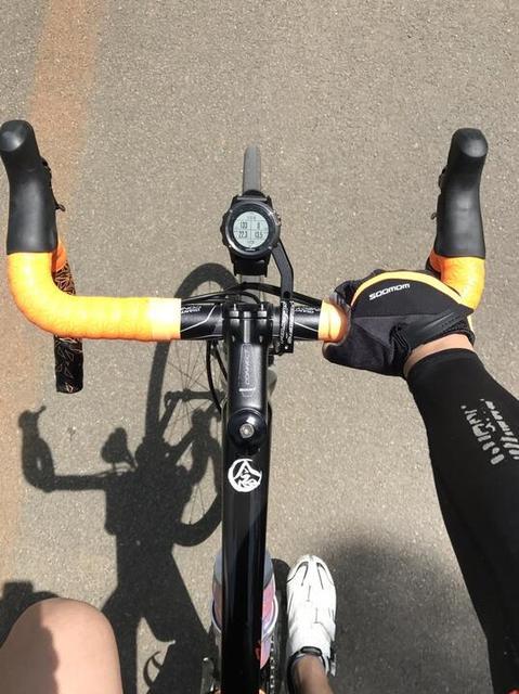 Soporte para bicicleta GSP para reloj Garmin Fenix Foretrex Forerunner 10 405CX 410 50 610 920xt 910xt