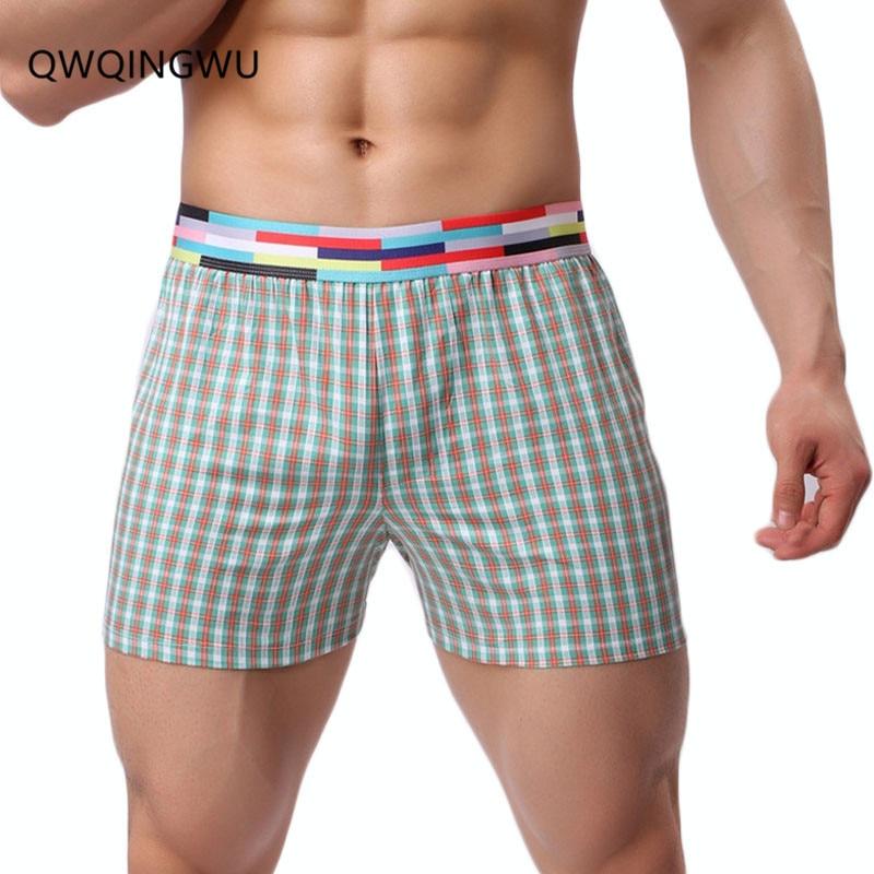 Board     Shorts   Men Summer Beach   Shorts   Leisure Quick Dry Sea Men's Plaid Cotton Breathable Casual   Board     Shorts   Trunks