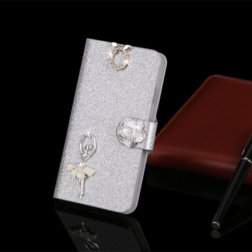 HTC M8 Luxury PU- ի կաշվե դրամապանակի գործի - Բջջային հեռախոսի պարագաներ և պահեստամասեր - Լուսանկար 3