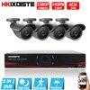 Cctv 4CH 1080P DVR NVR HVR CCTV System 2 0MP Outdoor AHD Camera HD 1080P