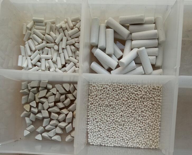 Polishing Abrasive Alumina Ceramic Abrasives Vibration Grinding Stone Polish Media