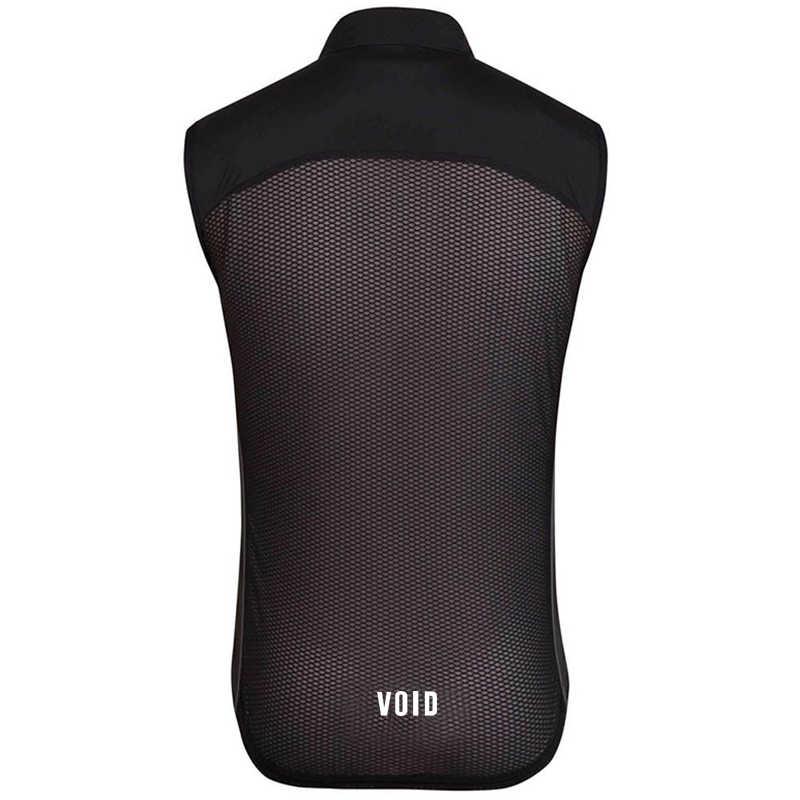 2018 טהור שחור רעיוני לוגו gilet רכיבה על אופניים MTB קל windproof אפוד הרי אופני בגדי חזרה רשת לנשימה