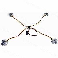 1set Rccskj FPV LED Light Navigation Light For Multi Rotor Drone Flight Model