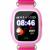 Gps localização q90 smart watch touch screen wi-fi crianças bebê chamada sos localizador pista criança seguro anti-perdido do monitor dispositivo