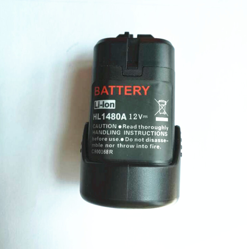 Battery 12V for MOSTA HL1480A HL1480 12V 1500mAh Li-ion Battery MOSTA LT10BH LT10BH2 LT12SH3 LT12SB3 Cordless Drill replacement 3 6v 1500mah li ion battery for sony ericsson x10