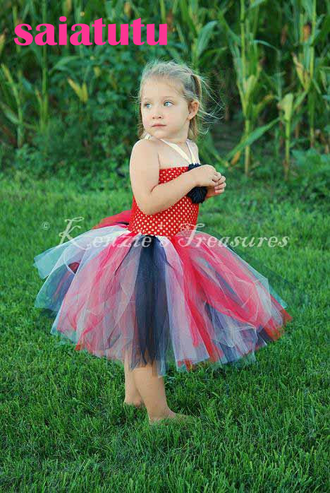 fluffy birthday evening prom cloth ball gown party rainbow multicolour USA dress red tutu tulle baby flower girl wedding dress самокат novatrack rainbow 120 red складной 120rainbow rd7