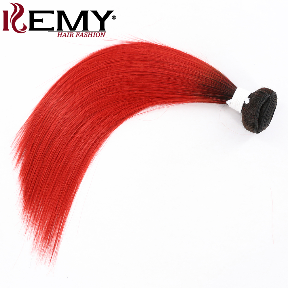 Where To Buy Kemy Hair Ombre Red Hair Pre Colored 100 Human Hair