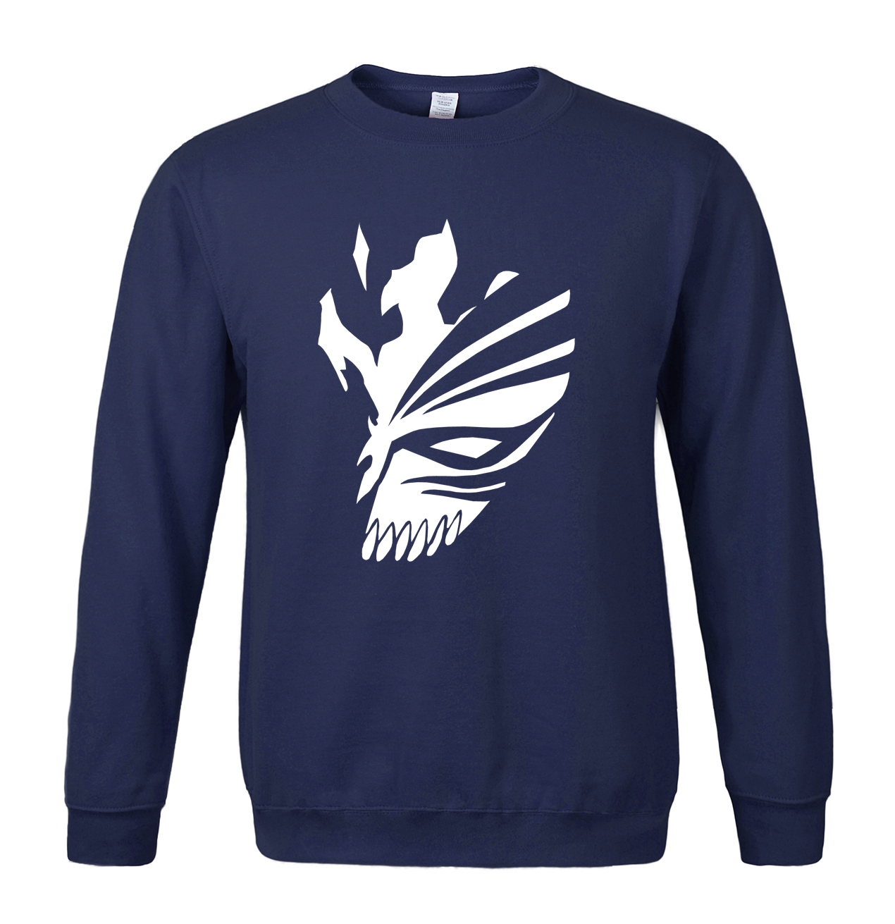 2019 sweatshirt hoodies BLEACH Kurosaki Ichigo character pattern spring winter fleece hoody Crossfit sweatshirts hip hop hoody
