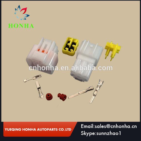 Furukawa 6 Pin/Way Male Waterproof Electrical Wire Connector Plug ...
