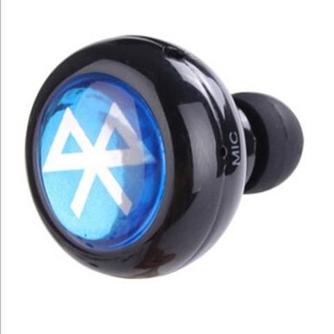 Mini Headset Bluetooth 4.1 In-ear Earphone wireless Headphone to ear Earpiece auriculares handfree call listen music Multan
