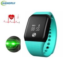 A88 + bluetooth smart watch 0.66 »oled водонепроницаемый экран здоровье смарт браслет для iphone ios android для samsung sony xiaomi