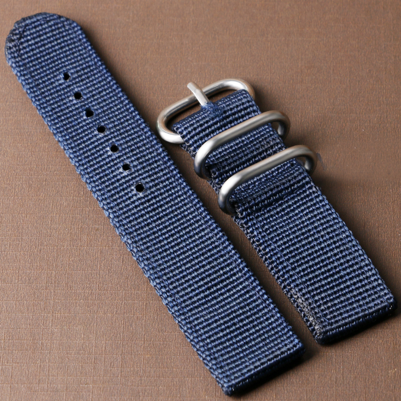 pattern in strap crocodile leather blue promotion dark from on women watchband watchbands band genuine watch men item watches cow