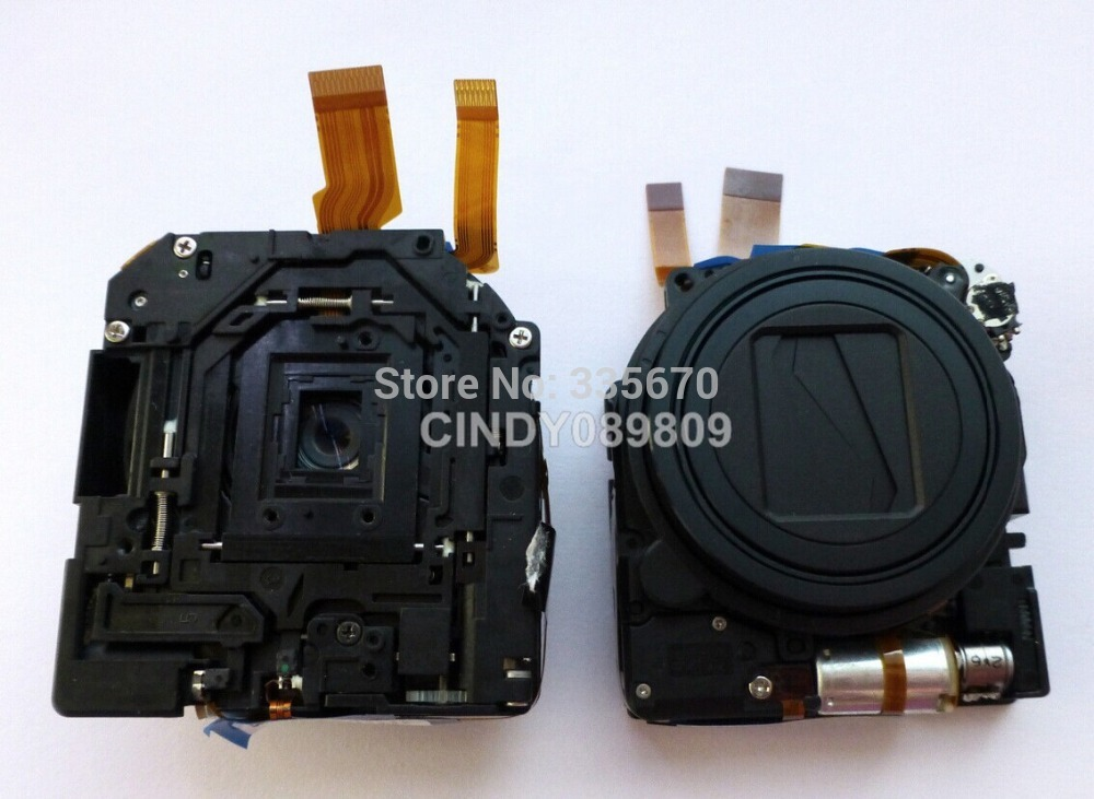 FREE SHIPPING 90 Digital Camera Replacement Repair Parts For CASIO EX ZR1000 ZR1200 ZR400 ZR410 Lens