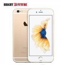 Free shipping original factory unlocked used iPhone 6s plus cellphone 2GB RAM, ROM 16GB 64GB,128GB free iclould 4G LTE