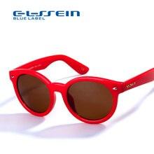 COLOSSEIN New Summer Style Sunglasses Women Vintage Fashion Red Polarized Lens Glasses Street Style 2017 Popular Eyewear
