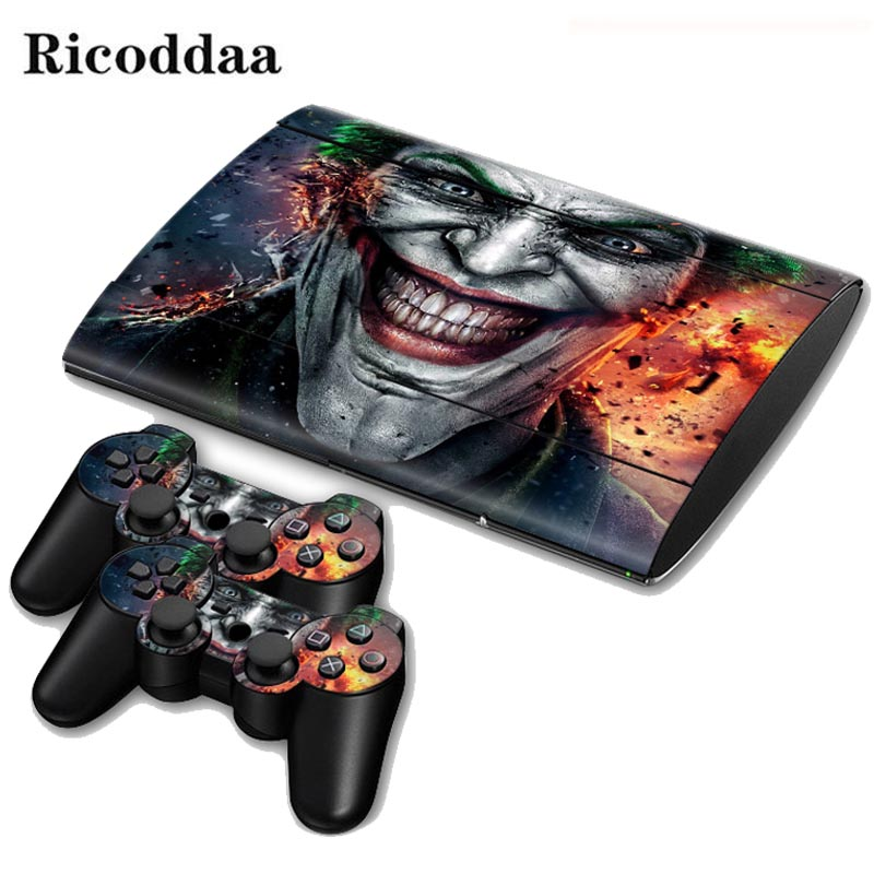 Gow 210 Vinyl Decal Cover Skin Sticker For Xbox360 Slim And 2 Controller Skins Punctual Timing Video Game Accessories Faceplates, Decals & Stickers