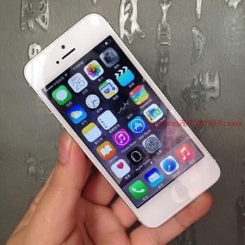 "Apple iPhone 5 Used (90%New) Mobile Phone GSM 3G 16GB 32GB 64GB ROM Wifi 8MP 4.0"" IOS Cellphone Unlocked Original 3"