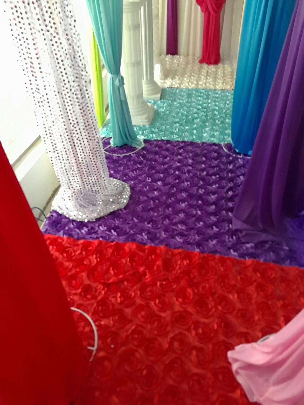 tapete de casamento, casamento 3D tapete do corredor
