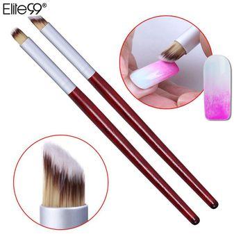 Elite99 Nagel Kunst Dekorationen Nagel Pinsel Set Werkzeuge Professionelle Malerei Stift für Falsche Nagel Tipps UV LED Gel Polnisch
