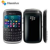 Original Unlocked Blackberry Curve 9320 WCDMA 3MP 512MB ROM 1150mAh GPS WIFI Refurbished Cell Phone Free Shipping