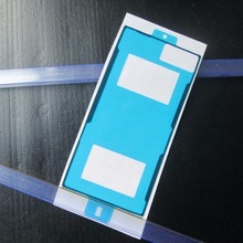 Blingird 2 шт. клей клейкая лента стикер для Sony Xperia Z5 компактный мини E5803 E5823 задняя крышка корпуса батарейного отсека