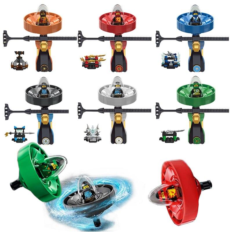 Фигурки ниндзи, Kai Jay Zane, спиннинги, строительные блоки, совместимые с Legoingly, Обучающие Детские игрушки|Блочные конструкторы|   | АлиЭкспресс