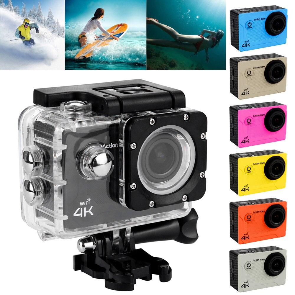 Ultra 4 K Volle Hd 1080 P Wasserdichte Dvr Sport Kamera Wifi Cam Dv Action Camcorder 20a Drop Verschiffen Ein GefüHl Der Leichtigkeit Und Energie Erzeugen Sport & Action-videokameras