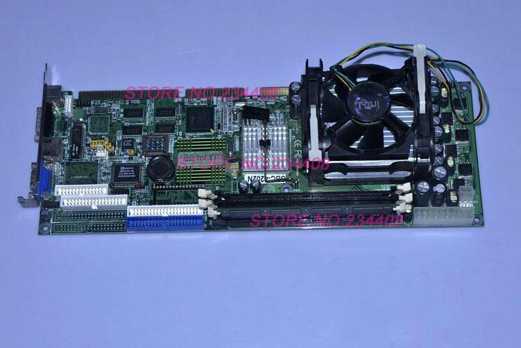 Industrial Motherboard IPC Board Sbc-4202n 100% tested perfect quality fsc 1715vn ver b6 ipc board p4 industrial motherboard 100