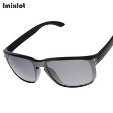 Imixlot Brand Vintage Sunglasses Men Women Brand Designer Retro Rivet Shades Male Eyewear Driving/Coating Sun Glasses