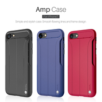 NILLKIN Amp Case For IPhone 7 Tough Protection TPU Hard Case Cover Mobile Protective Cases With