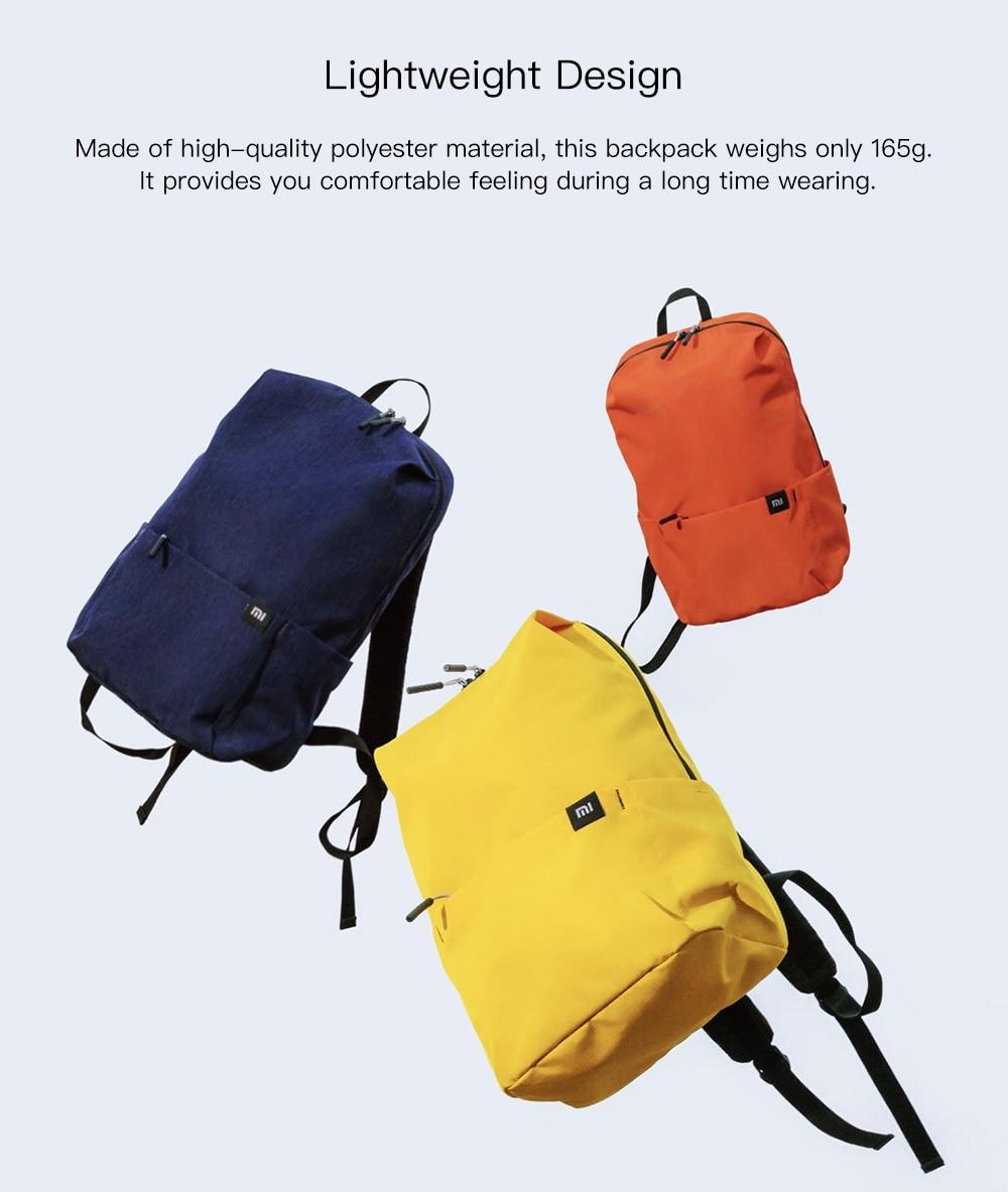 Original Xiaomi Mi Backpack 10L Bag U (1)