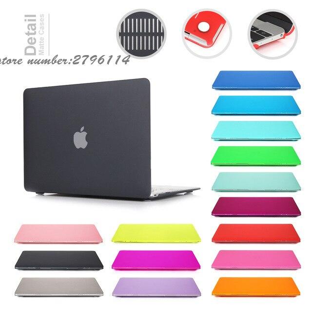 2016 New Color Matte Case For font b Apple b font font b Macbook b font