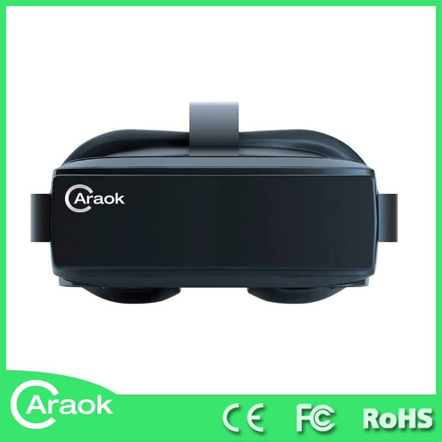 Cdragon CARAOK-V6 VR integrated machine virtual reality eye lens wearing 3 helmet VR glasses
