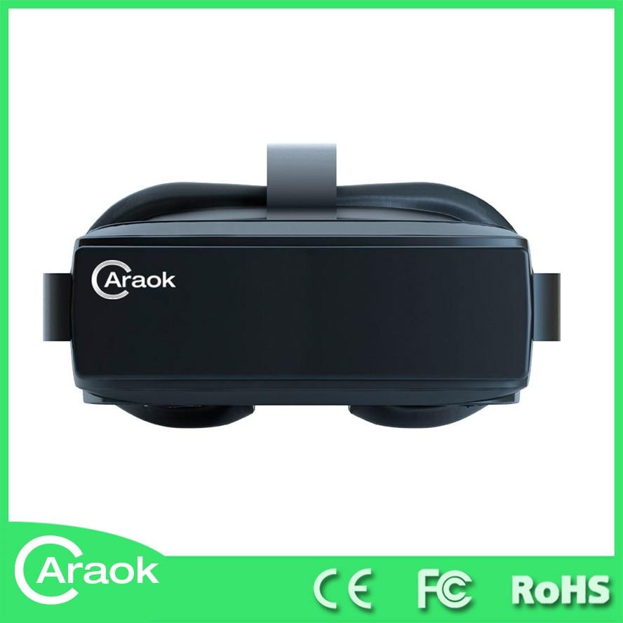 Cdragon CARAOK V6 VR integrated machine virtual reality eye lens wearing 3 helmet VR glasses