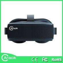 Cdragon CARAOK-V6 VR Интегрированная машина Виртуальная реальность глаз объектив носить 3 шлем VR очки