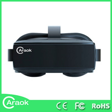 Cdragon CARAOK-V6 VRเครื่องแบบบูรณาการความจริงเสมือนตาเลนส์สวมใส่3หมวกกันน็อคVRแว่นตา