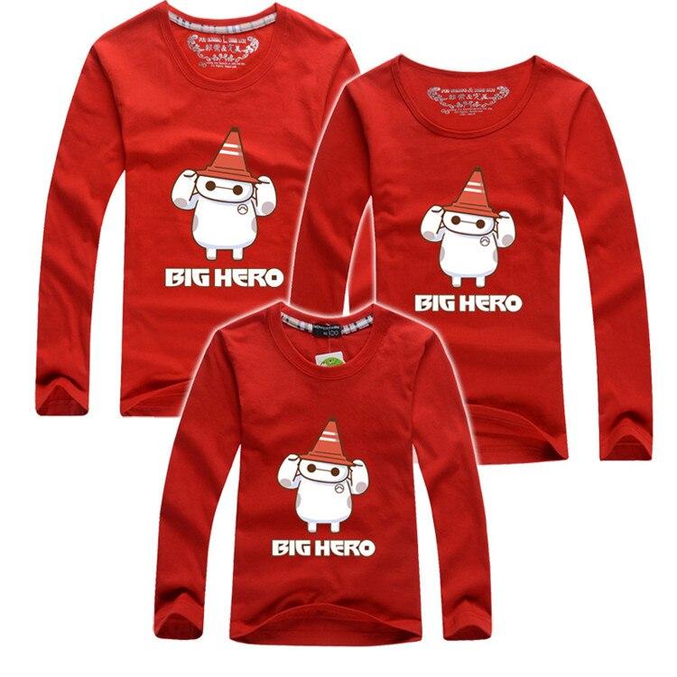 2019 Navidad familia camisetas héroe familia look ropa a