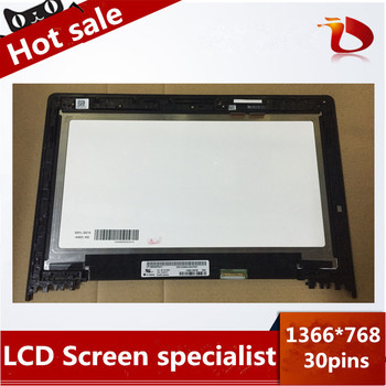 """11.6"""" For Lenovo IdeaPad Yoga2 11 assembly Touch lcd Screen LP116WH6 SPA1 (SP) (A1) LCD Assembly Screen"""